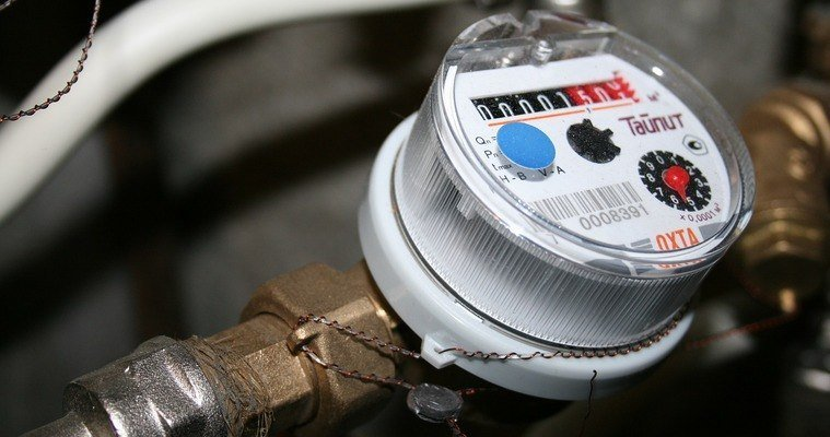 Дистанционното управление на водомерите